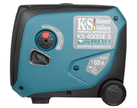 Könner&Söhnen KS4000iES Silent Series inwertorowy agregat prądotwórczy 3,5kW 230V benzyna