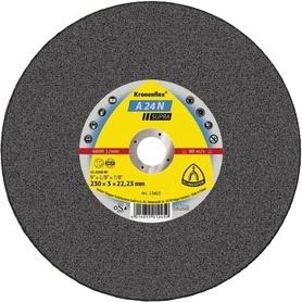 Klingspor 2951 tarcza do metalu 125x2,5x22,2mm A24N Supra INOX
