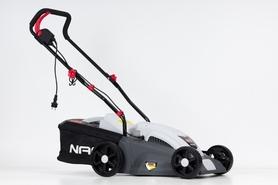 NAC LE14-34-PI-G elektryczna kosiarka do trawy 34 cm 1400W silnik indukcyjny