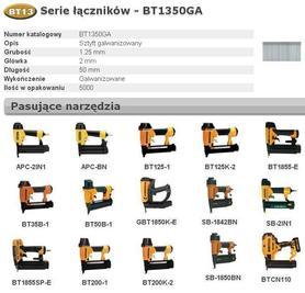 BOSTITCH BT1350GA SZTYFTY BT13 50 mm 5000 szt.