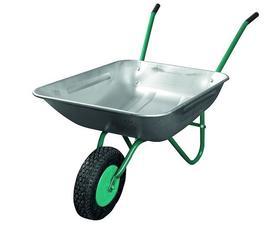 Greenmill taczka ogrodowa 80 litrów wzmocniona GR9370