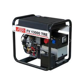 Fogo FV 13000 TRE agregat prądotwórczy 400V-12,5kWA  230V-5,4kW stabilizator napięcia Briggs