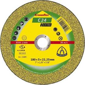Klingspor 242144 tarcza do betonu / kamienia 125x2,5mm C24 Extra