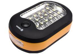 VOREL LAMPA RĘCZNA 24+3 LED   82731