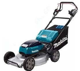 Makita DLM533PT4 akumulatorowa kosiarka do trawy z napędem 53 cm 2x18V 4x5,0Ah