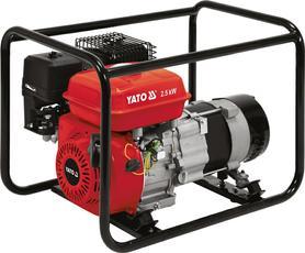 Yato YT-85453 generator prądotwórczy 2,7kW AVR