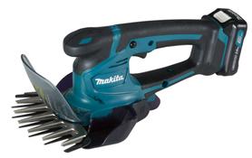 Makita UM600DWAEX akumulatorowe nożyce do żywopłotu i trawy 10,8V 2x2,0Ah 16 cm