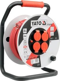 Yato YT-8108 przedłużacz bębnowy 50 m 3x2,5 mm